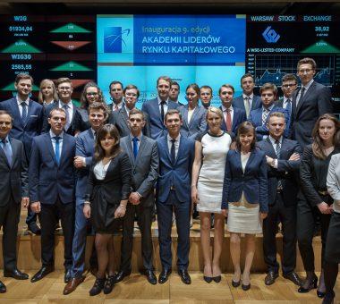 Akademia Liderów Rynku Kapitałowego – IX edycja