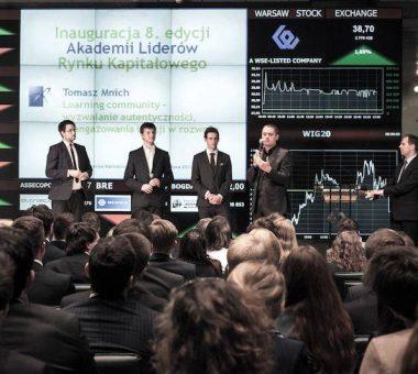 Akademia Liderów Rynku Kapitałowego – VIII edycja