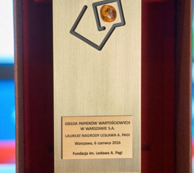 Nagroda Lesława A. Pagi